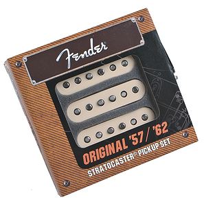 Fender® Original '57/'62 Strat Pickups - Set of 3