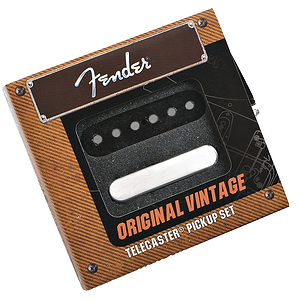Fender® Original Vintage Telecaster® Pickups - Set of 2