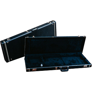 Fender® Hardshell Case for Mustang®, Bronco™ and Musicmaster Bass Guitars