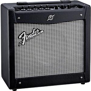 Fender Mustang I 20-watt Guitar Combo Amplifier w/DSP, USB, modeling