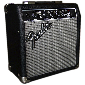 Fender® Frontman™ 10G 10-watt Guitar Practice Amplifier