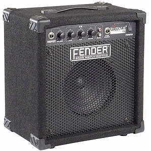 Fender® Rumble™ 15 15-watt Bass Guitar Combo Amp