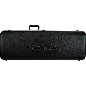Jackson® Molded Plastic Hardshell Guitar Case - for Kelly and Warrior models