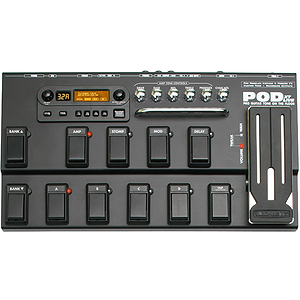 Line 6 POD XTL Live Guitar Multi-Effect Floor Processor