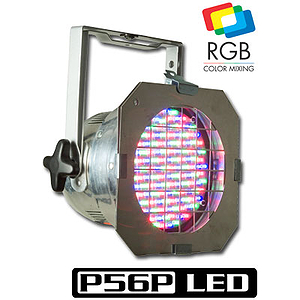 American DJ P56P LED Par Can - Par 56, chrome