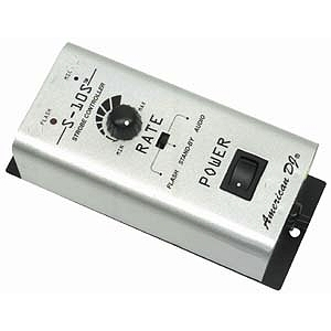 American DJ S-10S Strobe Light Controller