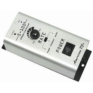 American DJ S-10S Strobe Light Controller