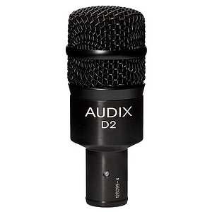 Audix D2 Dynamic Drum Microphone