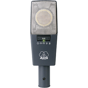 AKG C 414 B-XLS Multi-Pattern Studio Condenser Microphone