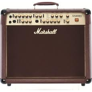Marshall AS100D Acoustic Guitar Combo Amplifier - 100-watt
