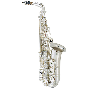 RS Berkeley ASS506 Artist Series Alto Saxophone - Silver Plated