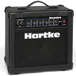 Hartke B150 15-Watt Bass Combo Amp