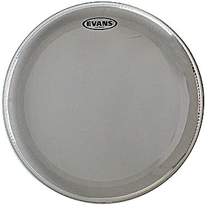 Evans EQ3 2-ply Clear Bass Drum Head - 20 inch