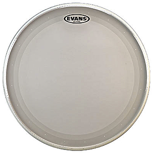 Evans EQ1 1-ply Clear Bass Drum Head - 22 inch