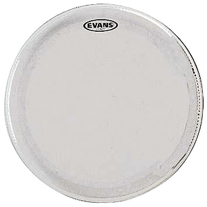 Evans EQ3 2-ply Clear Bass Drum Head - 22 inch
