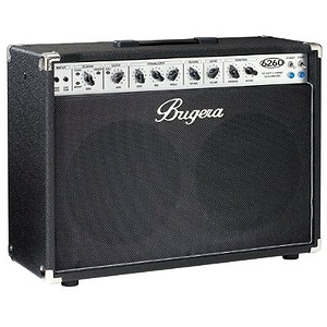 Bugera 6260-212 120W 2-Ch Guitar Combo Amp 2x12
