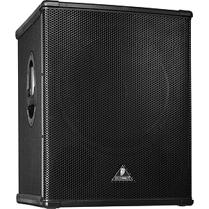 "Behringer B1800XPRO High-Performance 1600-Watt 18"" PA Subwoofer"