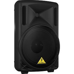 "Behringer EUROLIVE B210D Active 200-Watt 2-Way PA Speaker System with 10"" Woofer and 1.35"" Compression Drive - Black"
