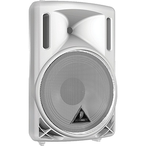 "Behringer EUROLIVE B212XL 800-Watt 2-Way PA Speaker System with 12"" Woofer and 1.75"" Titanium Compression Driver - White"