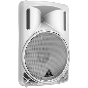 "Behringer EUROLIVE B215XL 1000-Watt 2-Way PA Speaker System with 15"" Woofer and 1.75"" Titanium Compression Driver - White"