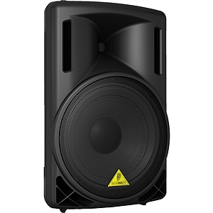"Behringer EUROLIVE 1000-Watt 2-Way PA Speaker System with 15"" Woofer and 1.75"" Titanium Compression Driver"