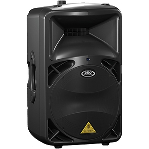 "Behringer EUROLIVE B312A Processor-Controlled 400-Watt 2-Way PA Speaker System w/12"" Woofer, 1.75"" Titanium Compression Driver"