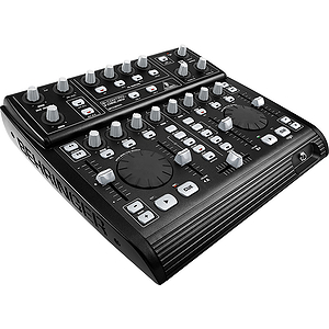 Behringer BCD3000 Next-Generation DJ Machine - DJ Mixer w/ USB