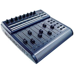 Behringer B-Control Fader BCF2000 USB/MIDI Controller Desk