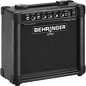 Behringer Ultrabass BT108 15-watt Bass Combo Amp