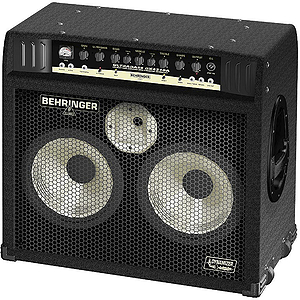 Behringer Ultrabass BX4210A 450-watt Bass Workstation