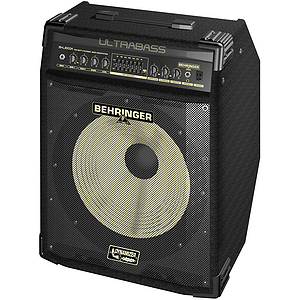 Behringer Ultrabass BXL3000A 300-watt Bass Workstation