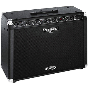 Behringer V-Tone GMX212 2X60-watt Stereo Analog Modeling Guitar Combo Amp
