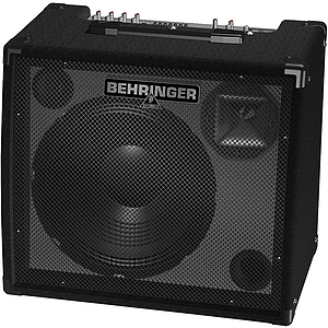 Behringer K1800FX Ultra-Flexible 180-Watt 4-Channel PA System / Keyboard Amplifier