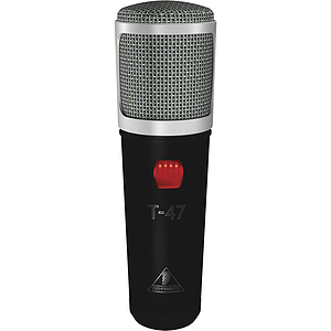 Behringer T-47 Vacuum Tube Condenser Studio Mic