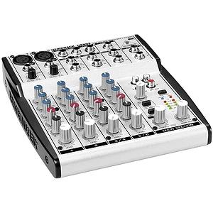 Behringer Eurorack UB802 8-Channel Mixer