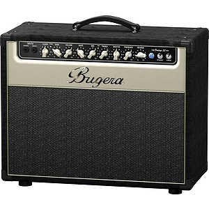 Bugera V22 22-watt Vintage 2-channel Valve Combo Amp with Reverb
