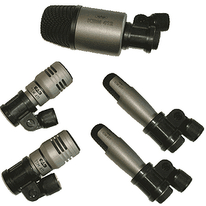 CAD PMP522C 5-Piece Drum Mic Kit