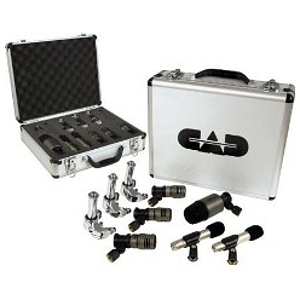 CAD PMP632C 6-Piece Drum Mic Kit