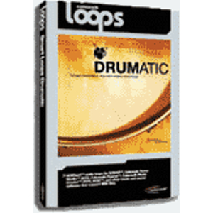 Cakewalk Drumatic Loop Collection (Windows)