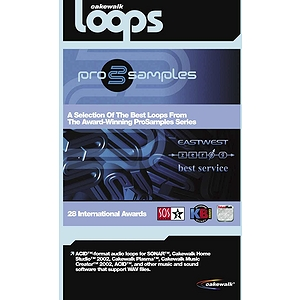 Cakewalk ProSample Loop Collection (Windows)