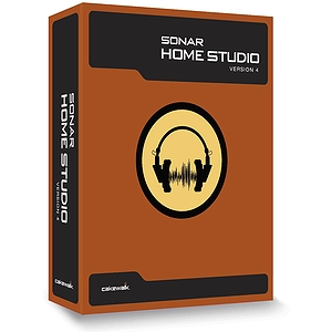Cakewalk Sonar Home Studio 4 (Windows)