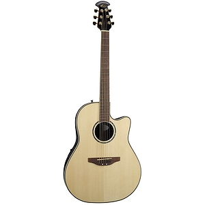 Ovation Celebrity CC24 Mid-Depth Acoustic-Electric Guitar - Natural
