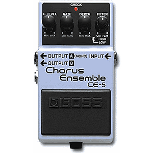 BOSS CE-5 Stereo Chorus Ensemble