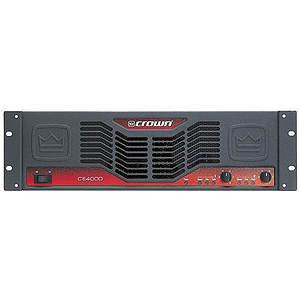crown ce4000 power amplifier images frompo. Black Bedroom Furniture Sets. Home Design Ideas