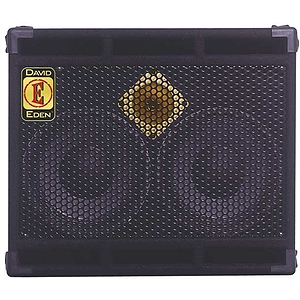 "Eden D210XLT4 XLT Series Bass Amplifier Cabinet - 2x10"", 350-watt, 4 ohm"
