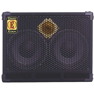 "Eden D210XST8 XST Series Bass Amplifier Cabinet - 2x10"", 500-watt, 8 ohm"