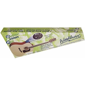 Washburn D8TK Acoustic Guitar Starter Pack