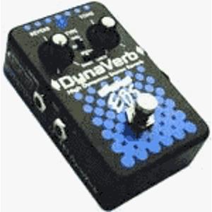 EBS Dynaverb Stereo Reverb Pedal