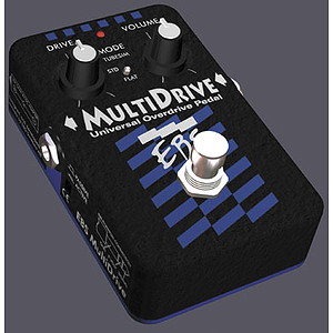 EBS MultiDrive Distortion Pedal