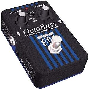 EBS OctaBass Bass Octave Pedal